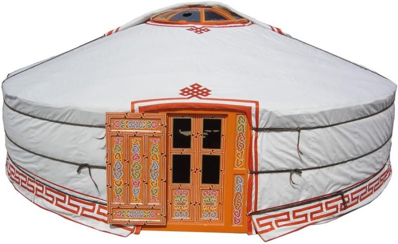 yourte mongole 4 murs. Black Bedroom Furniture Sets. Home Design Ideas